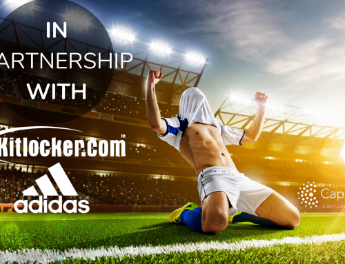 This is 'BIG' CaptureMast are partnering with Kitlocker & Adidas